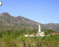 Caraça Monastery in Minas Gerais.