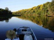 River boat tour searching the Jaguar